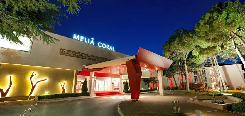 melia, coral, umag, croatia, hotels