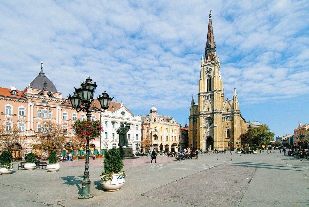 TOP 10 - Novi Sad