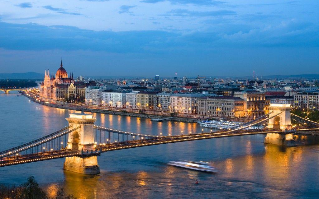 2. BUDAPEST, Hungary, population: 1.729.040 Destination grade: 4,53