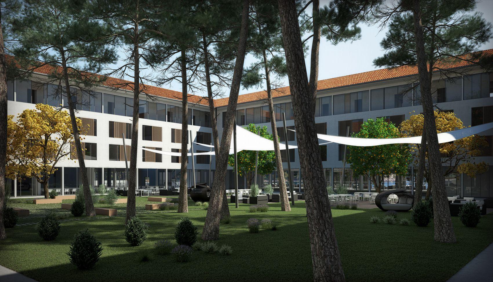 LOSINJ HOTELS & VILLAS Image