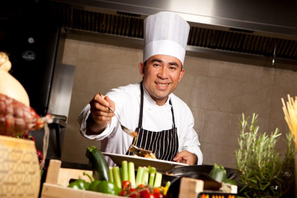 chef lam, athenee, palace, hilton