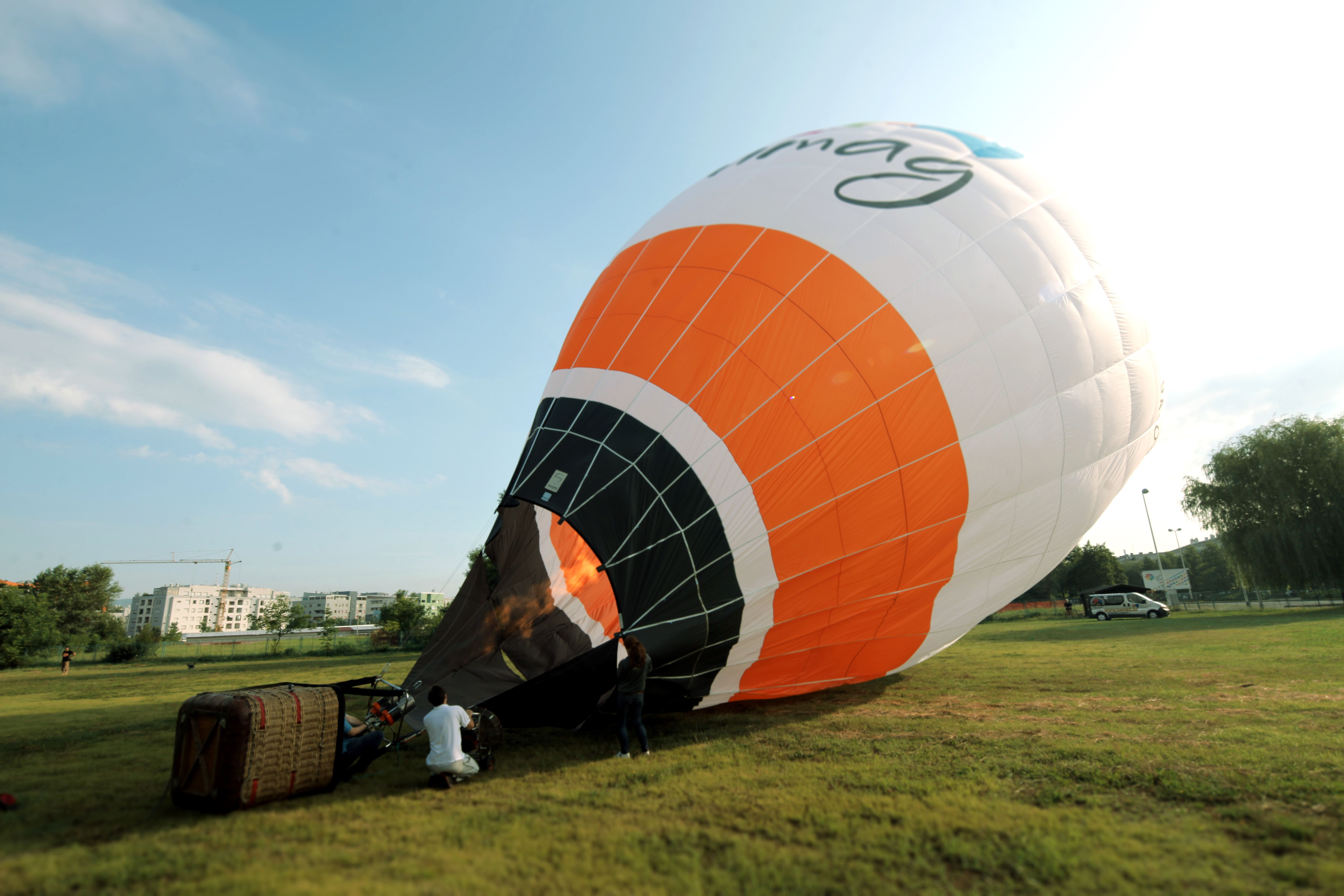 istria, balloon, experience