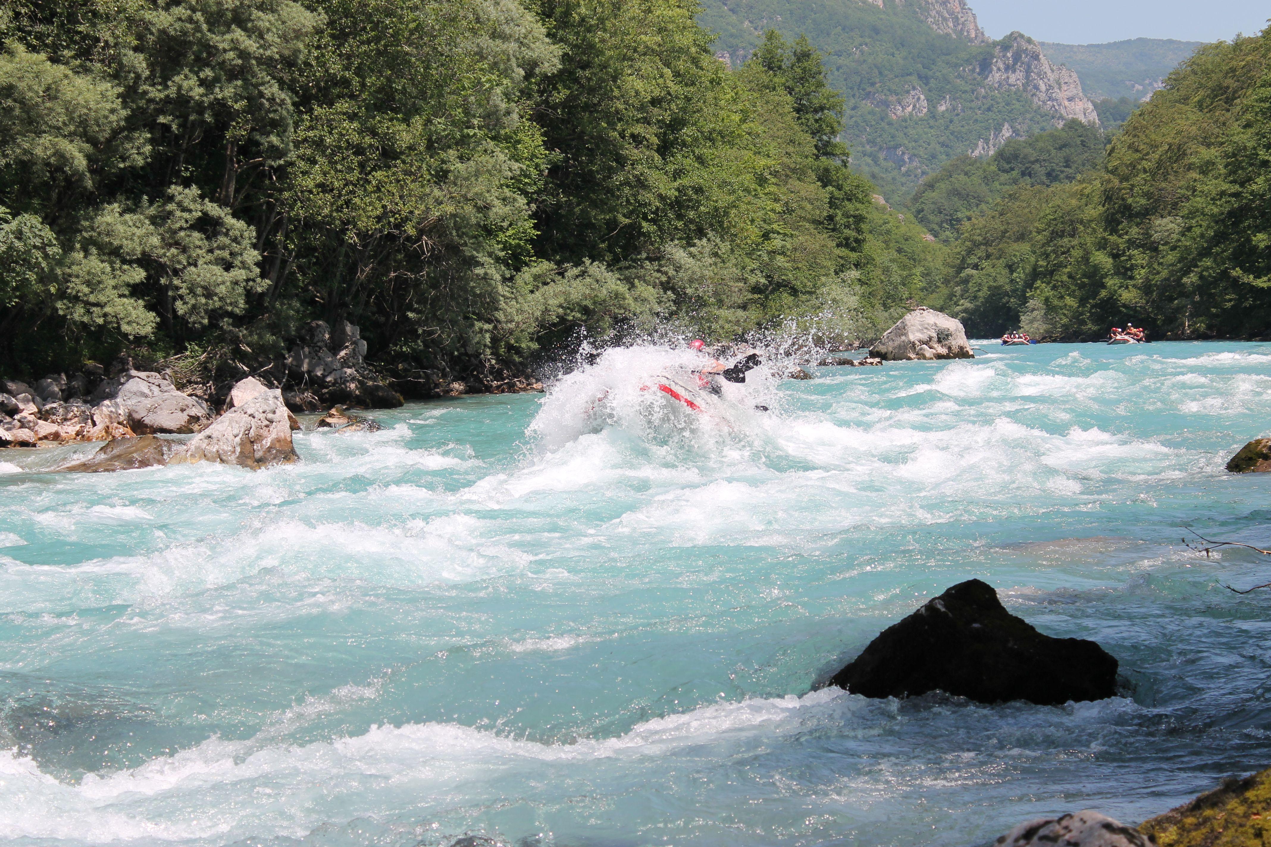rafting, montenegro, eko, piva