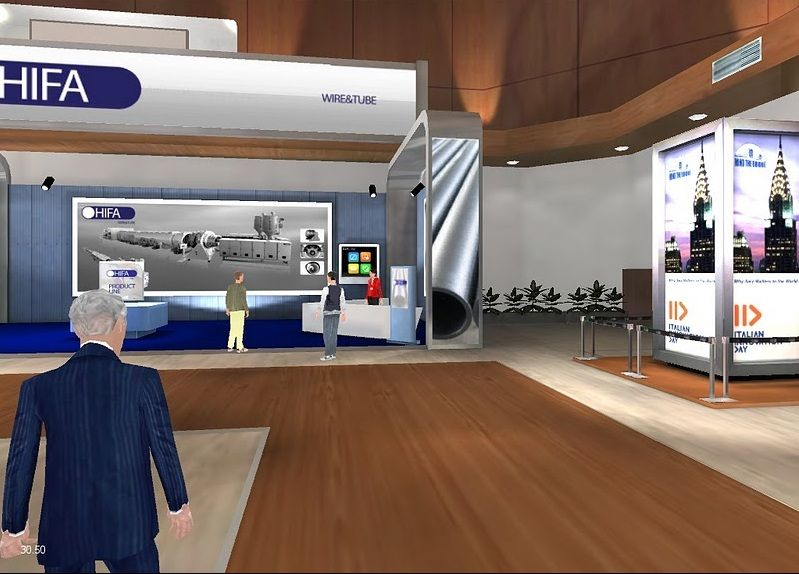 Hyperfair-allows-vendors-to-man-booths-just-like-in-traditional-conferences