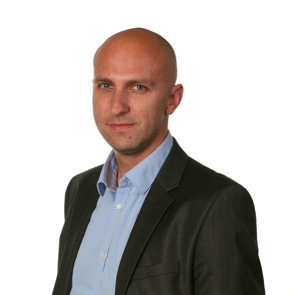 gregor, levič, CEO, iDMC