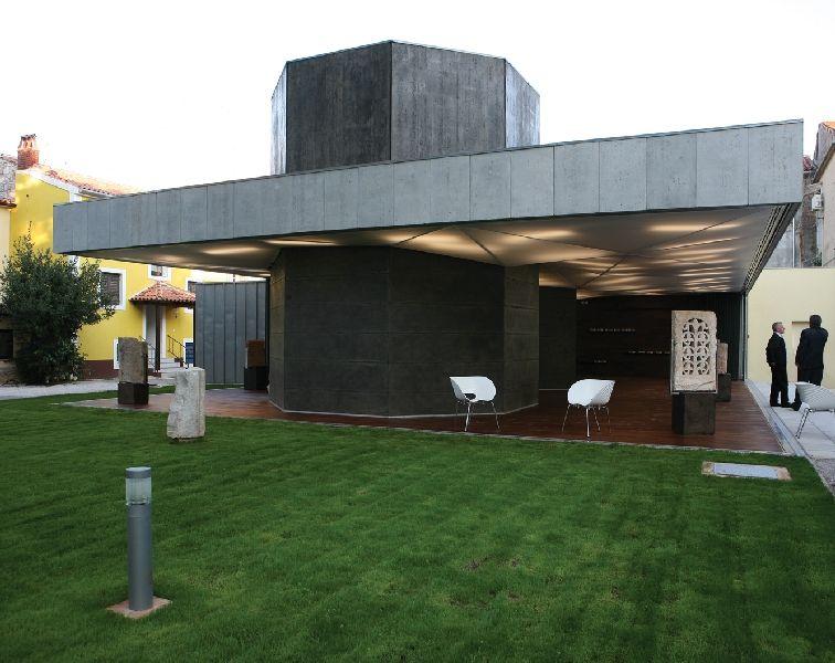 lapidarium museum, novigrad