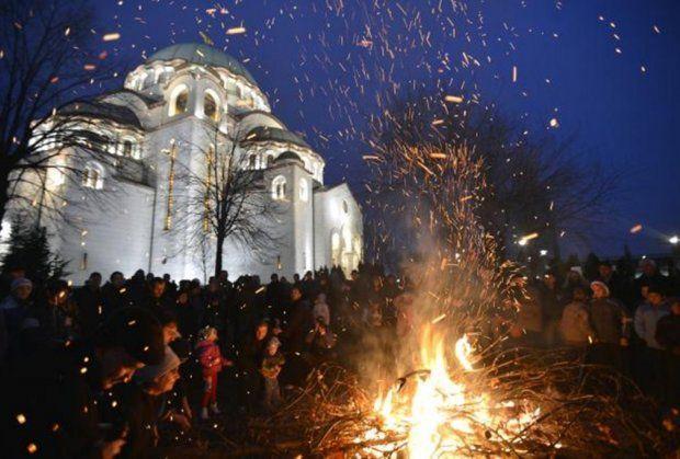 božična, liturgija, belgrade