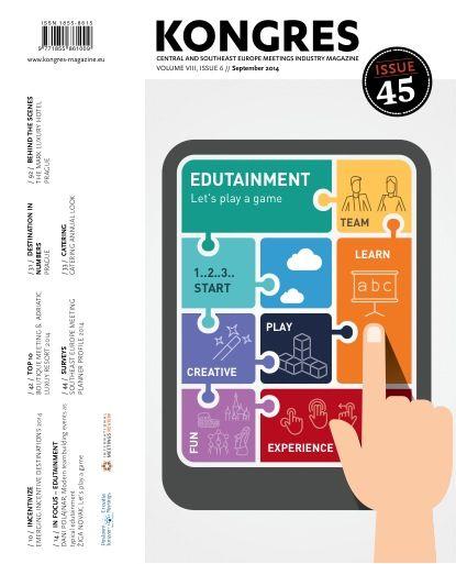 naslovnica, kongres, magazine