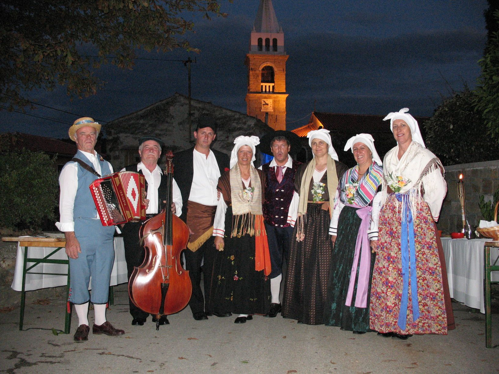 traditional, evening, slovenia