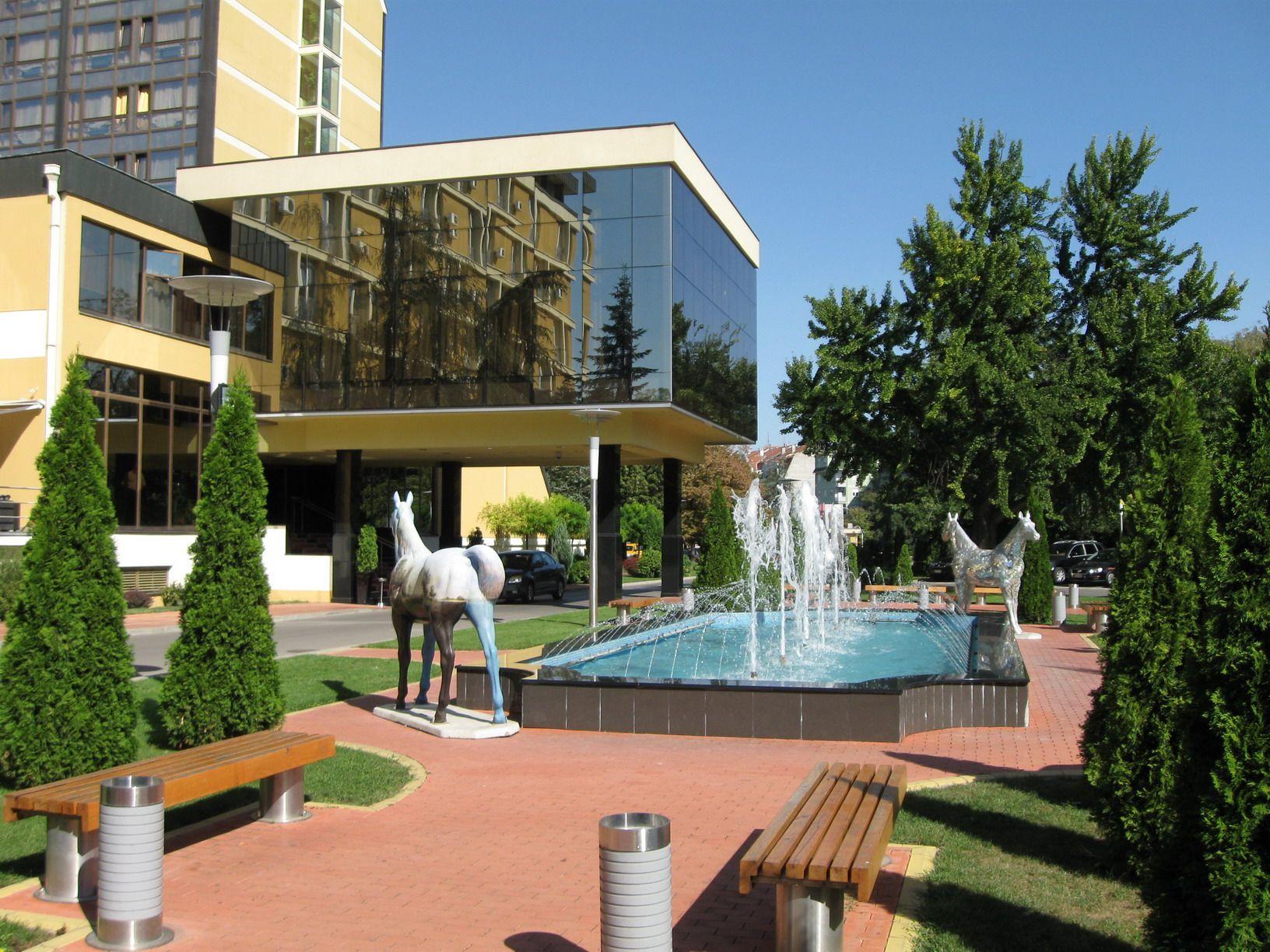HOTEL, park, novi, sad
