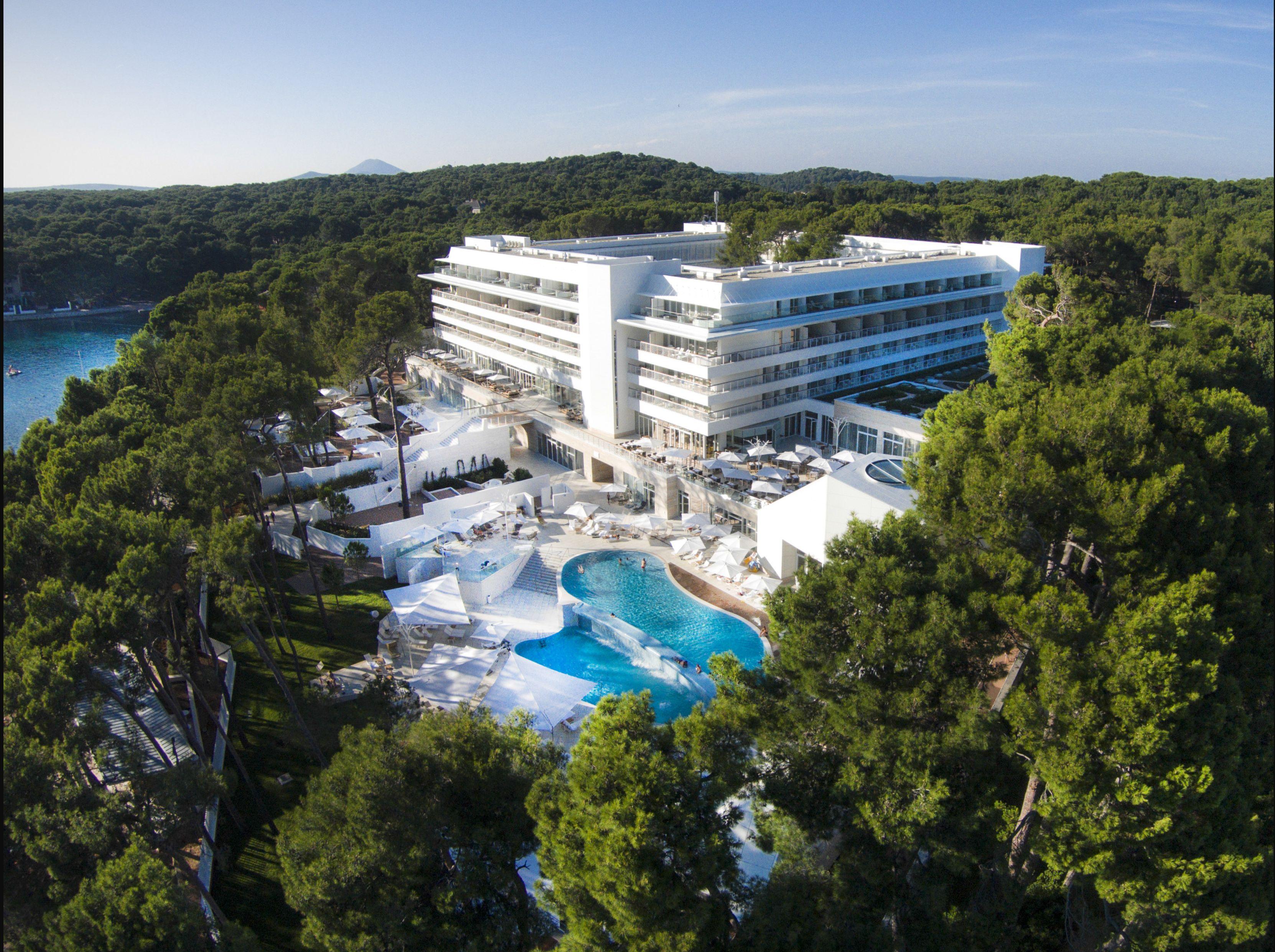 hotel, bellevue, lošinj, croatia