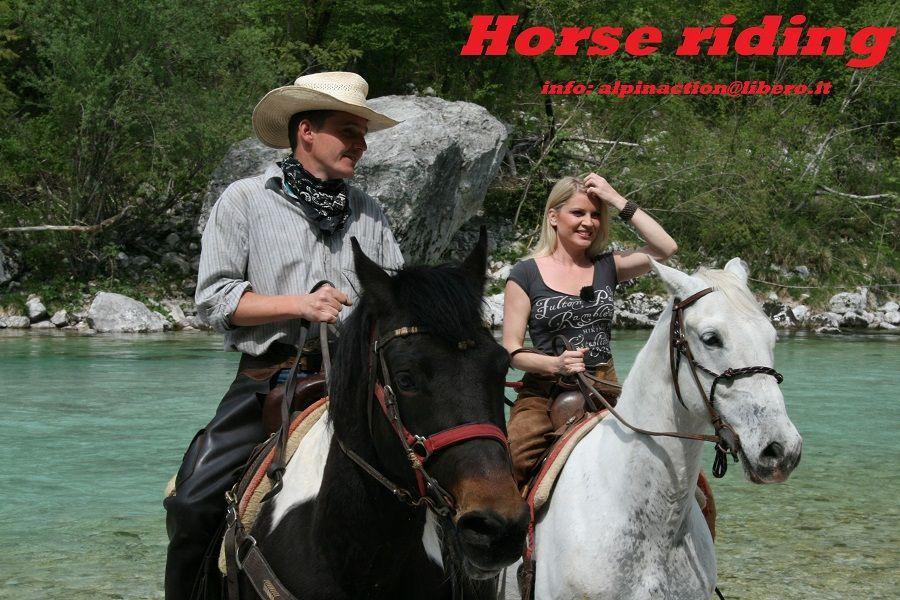 HORSEBACK RIDING IN NADIŽA VALLEY