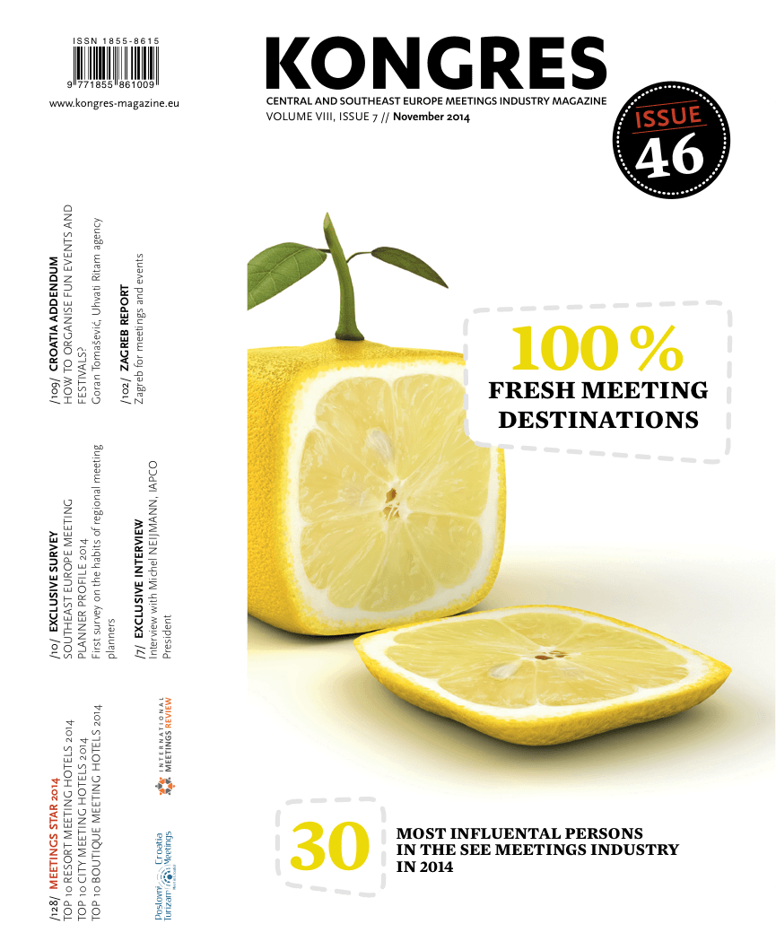 kongres, magazine, november