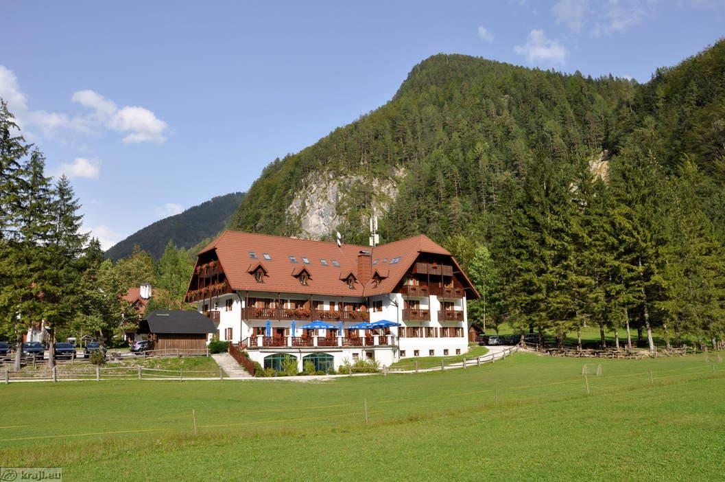 hotel, plesnik, slovenia