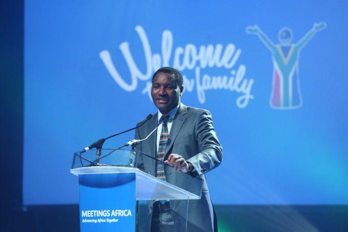Meetings Africa