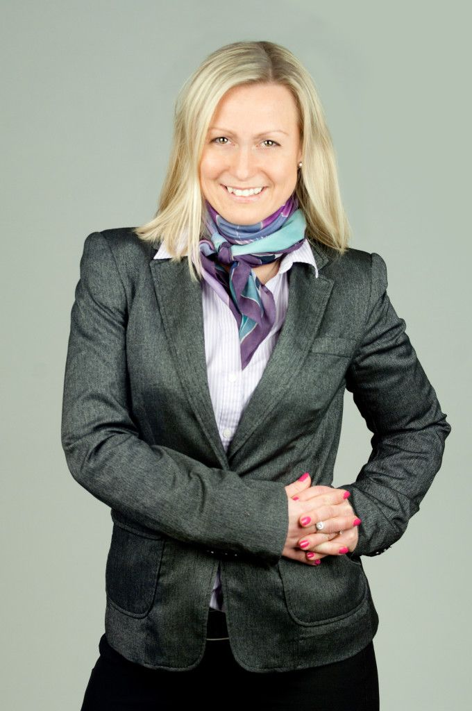 Lenka Jarošová Executive Director