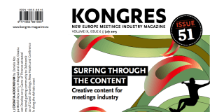 Kongres Magazine, Vol. IX, No. 5, July 2015