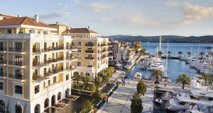 Regent Porto Montenegro marked its first anniversary
