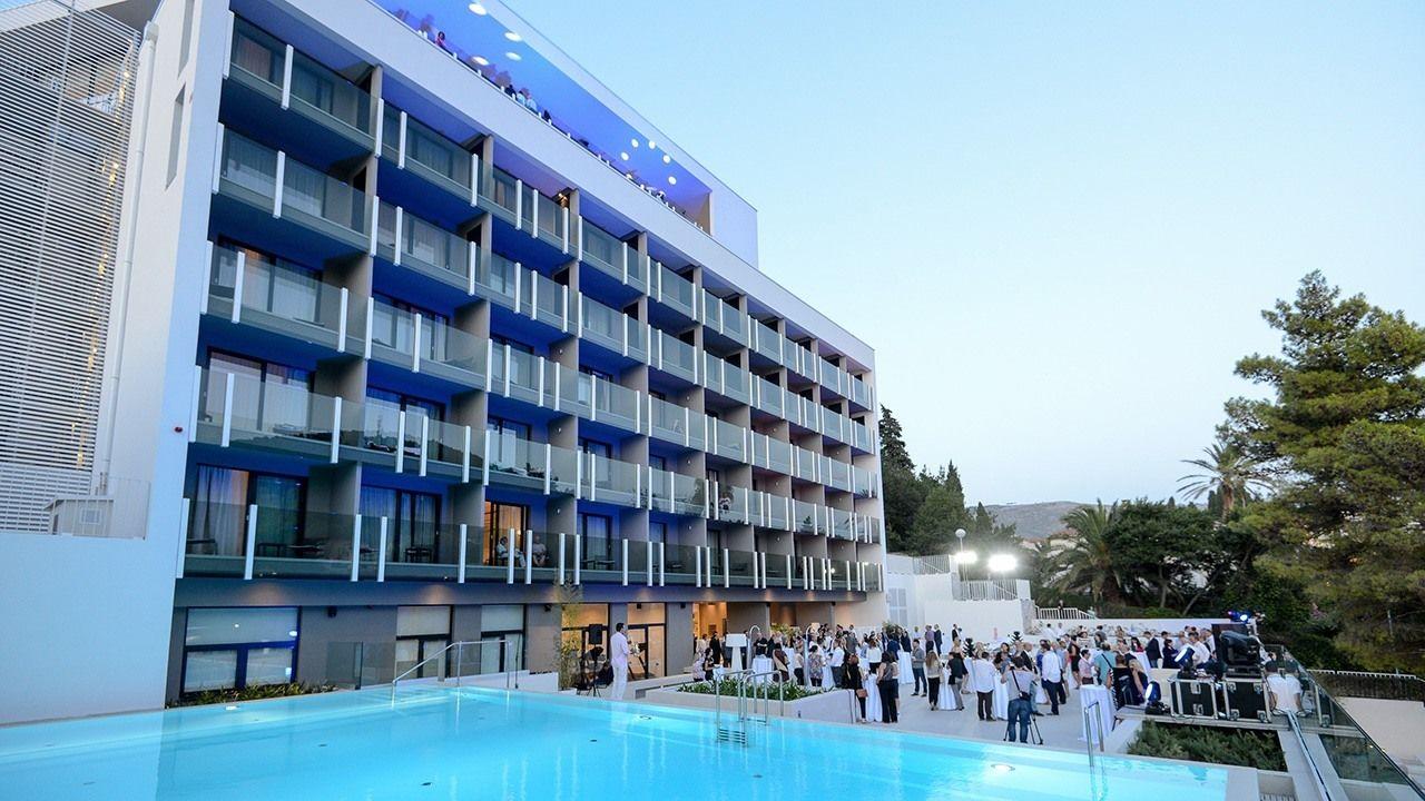 Grand opening of hotel kompas in dubrovnik kongres for Design hotel dubrovnik