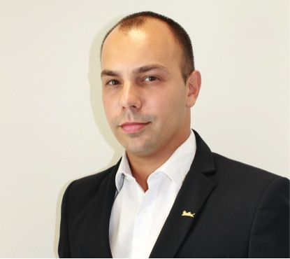 Interview with Miloš Grujić, Sales Executive, Radisson Blu Old Mill Hotel, Belgrade