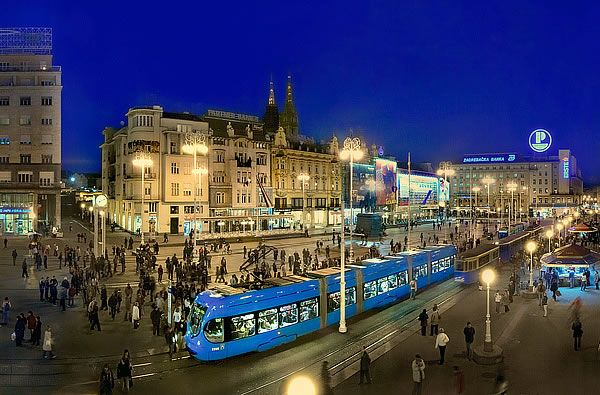 Hotels Make Up More Than 70 Of All Overnights In Zagreb While Room Occupancy Is Widely Ranging Between 40 And 80 Heavily Depending On The Hotel Category