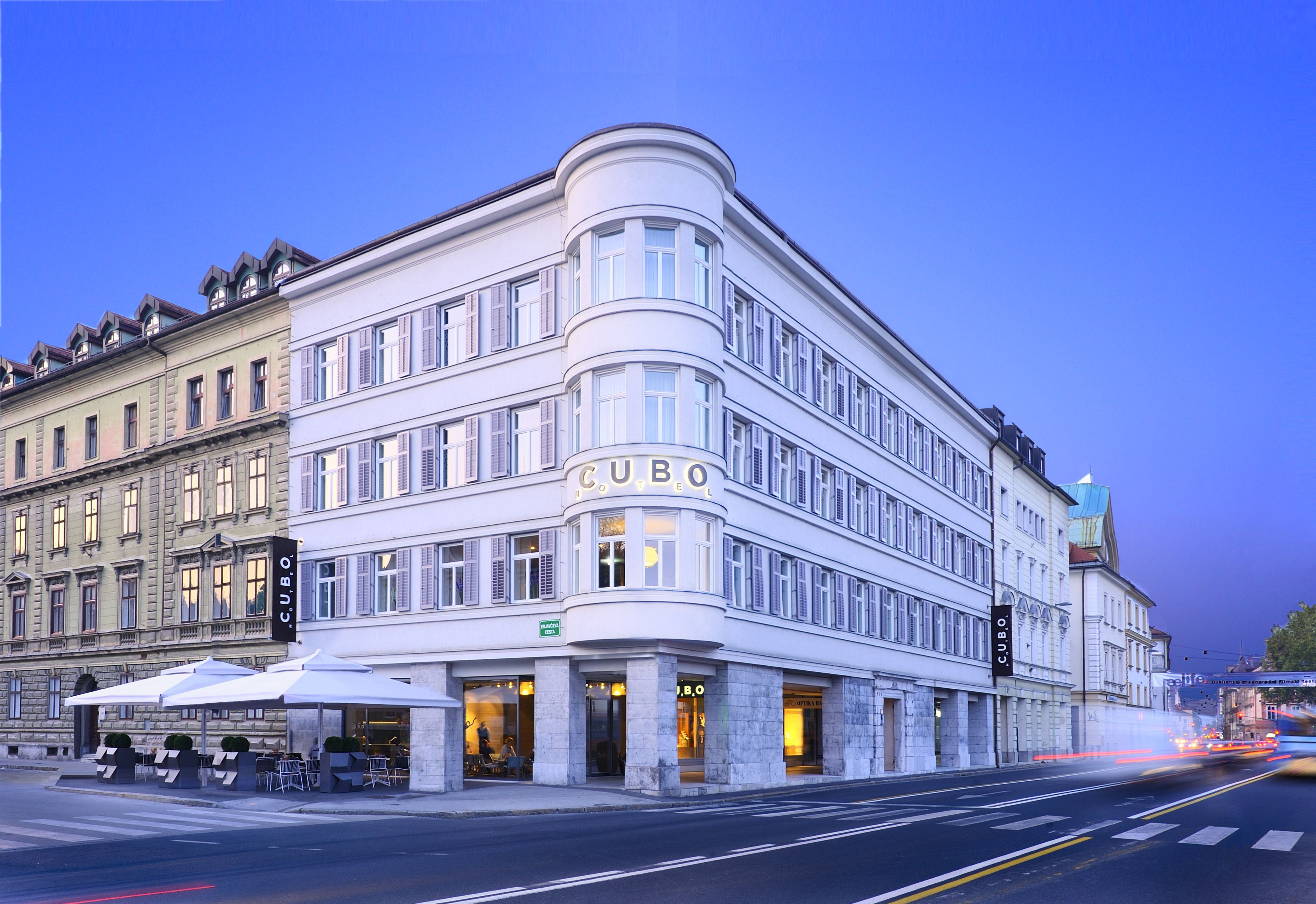 HOTEL CUBO Image