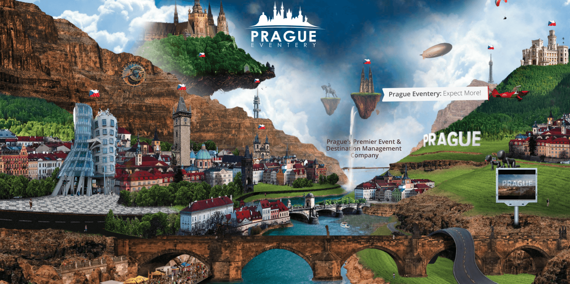 PRAGUE EVENTERY Image
