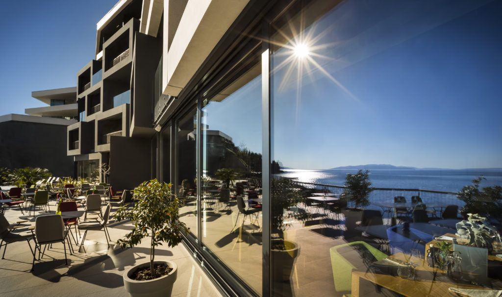 The success story of a new hotel in town hotel navis for Design hotel opatija