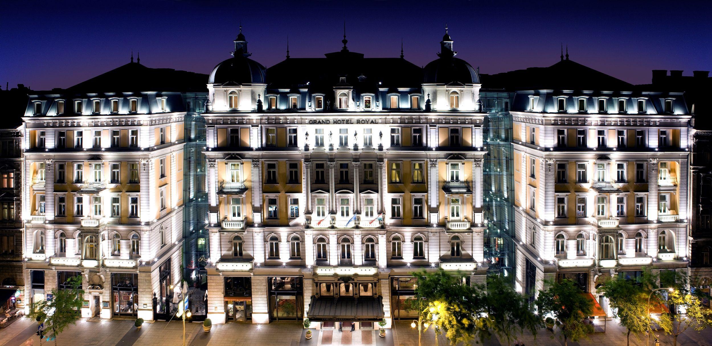HIDDEN GUEST Corinthia Hotel Budapest KONGRES Europe