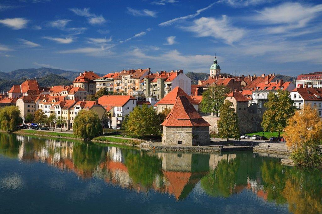 Maribor city
