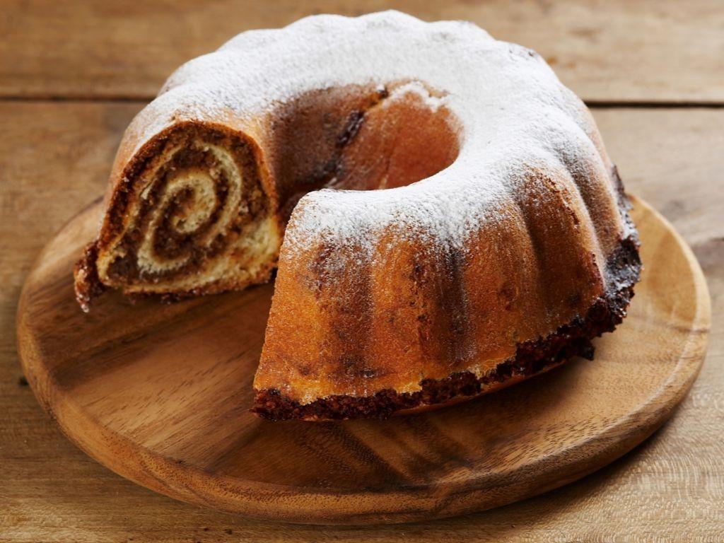 Slovenian Potica Coffee Cake Recipe