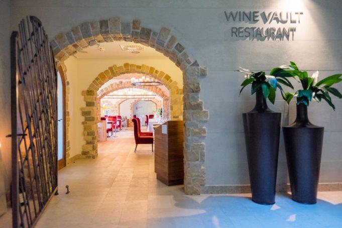 Wine Valut restaurant