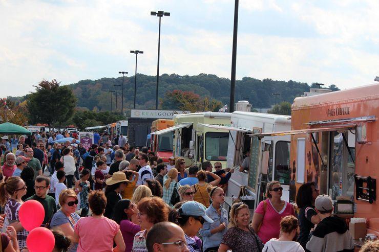 USA truck festivals