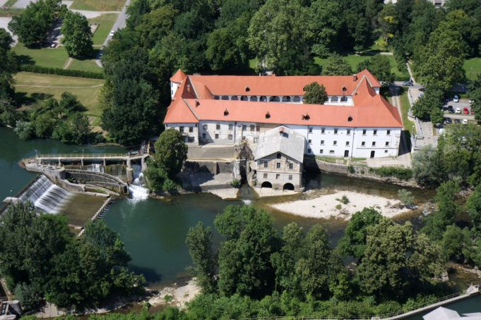 Fužine Castle: Museum of Architecture and Design