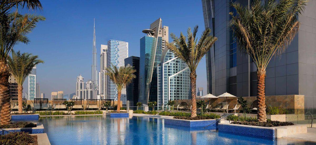 Dubai - Marriott