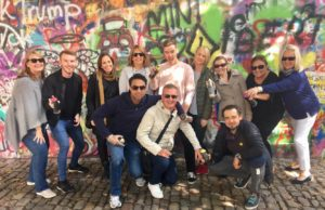 FAM trip Prague