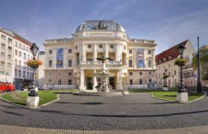 The Old Slovak National Theatre