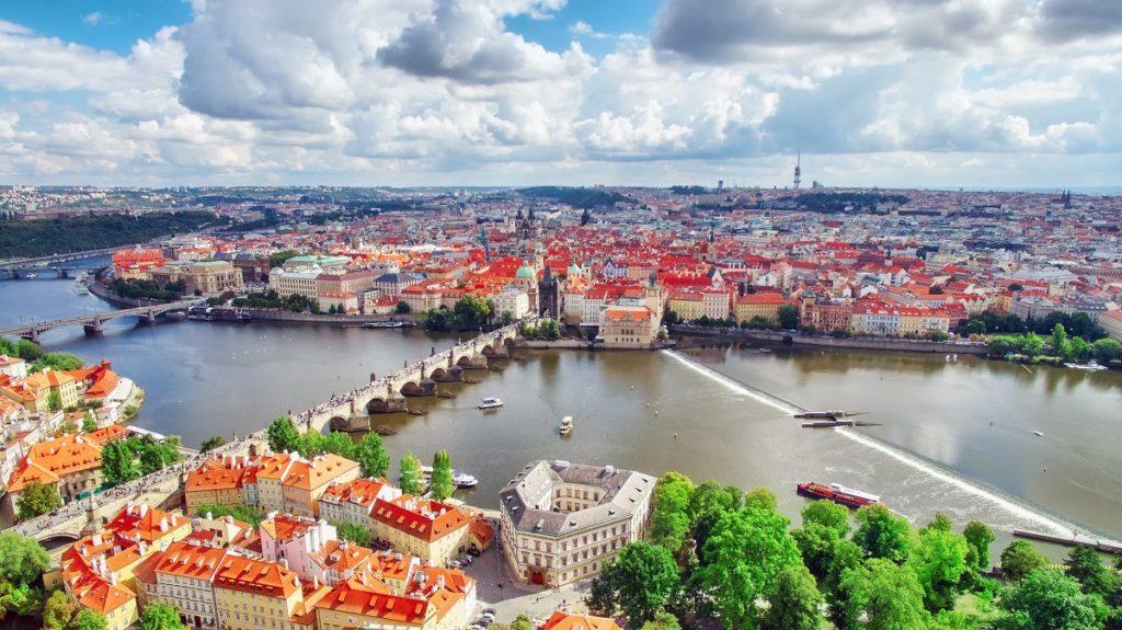 Prague_Bridges