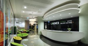 Lindner Hotel Gallery Central