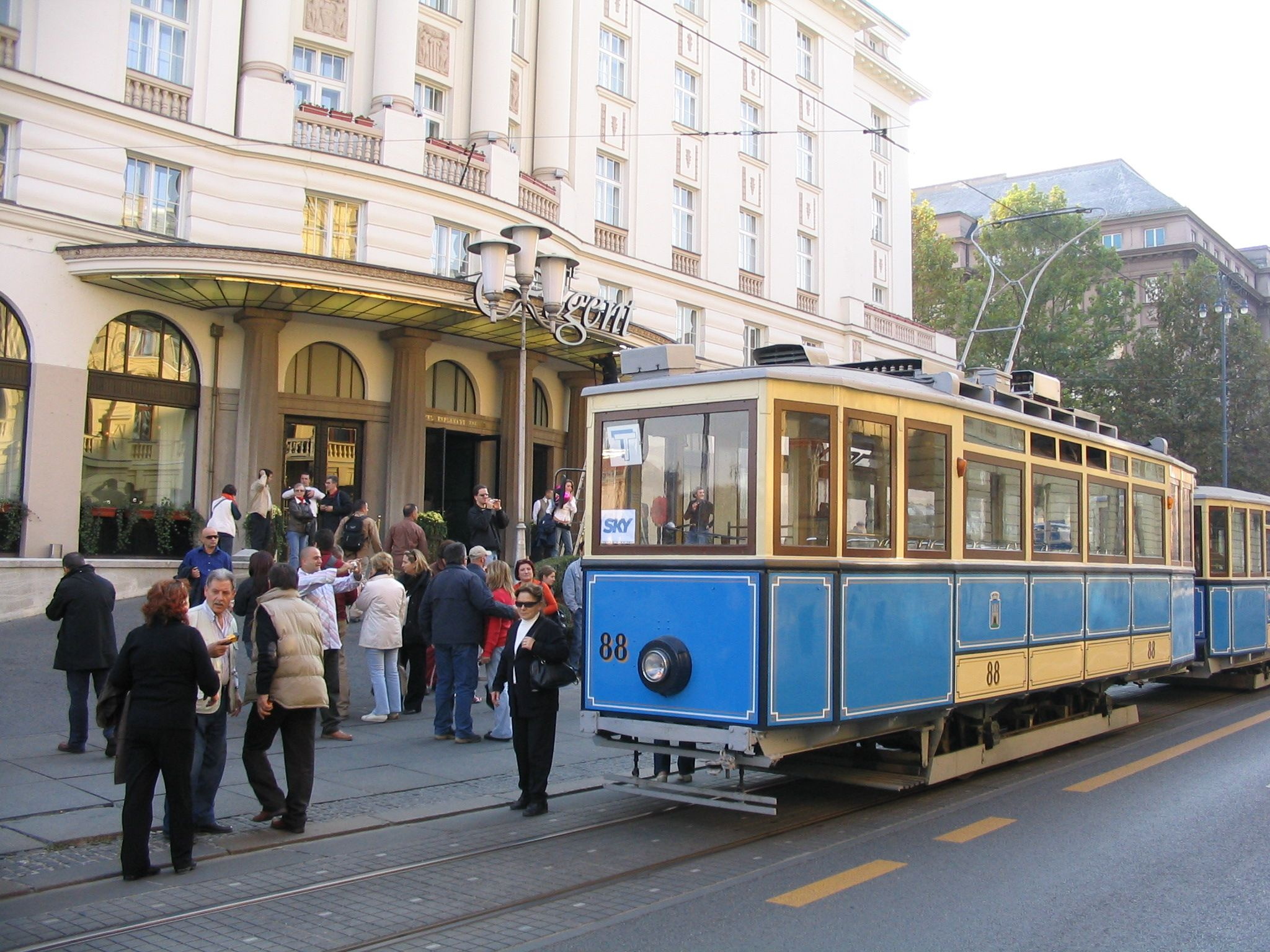 Old Tram New View Kongres Europe Events And Meetings Industry Magazine