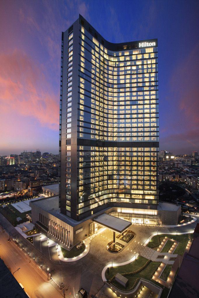 Hilton Istanbul Bomonti Exterior