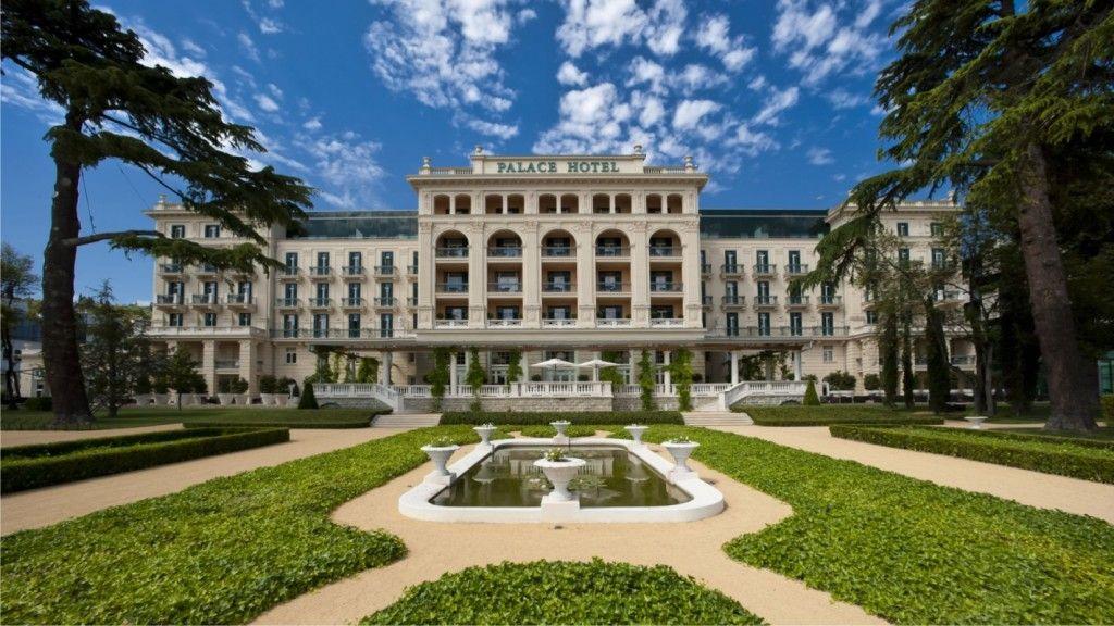 Hotel Kempinski Palace Portorož