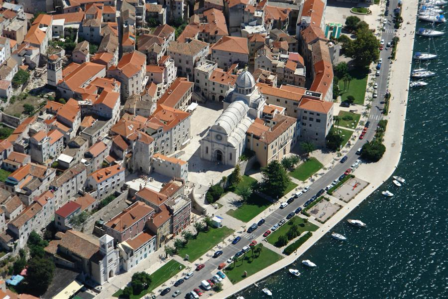 croatia, dalmacija, šibenik