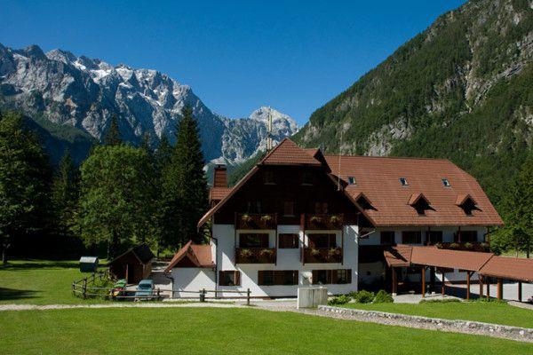 8. HOTEL PLESNIK Logarska dolina, Slovenia /4.52 /