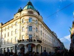 grand, hotel, union, ljubljana, slovenia