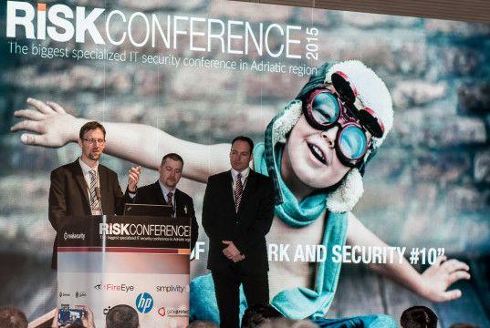 risk, conference