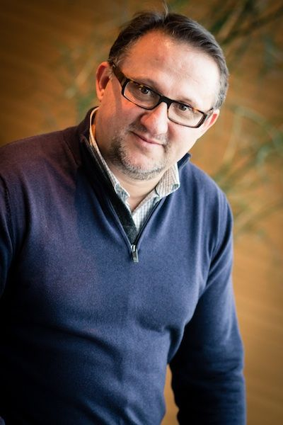 Gorazd Cad, Editor-in-Chief of Kongres magazine