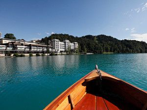 Bled - Hotel Toplice