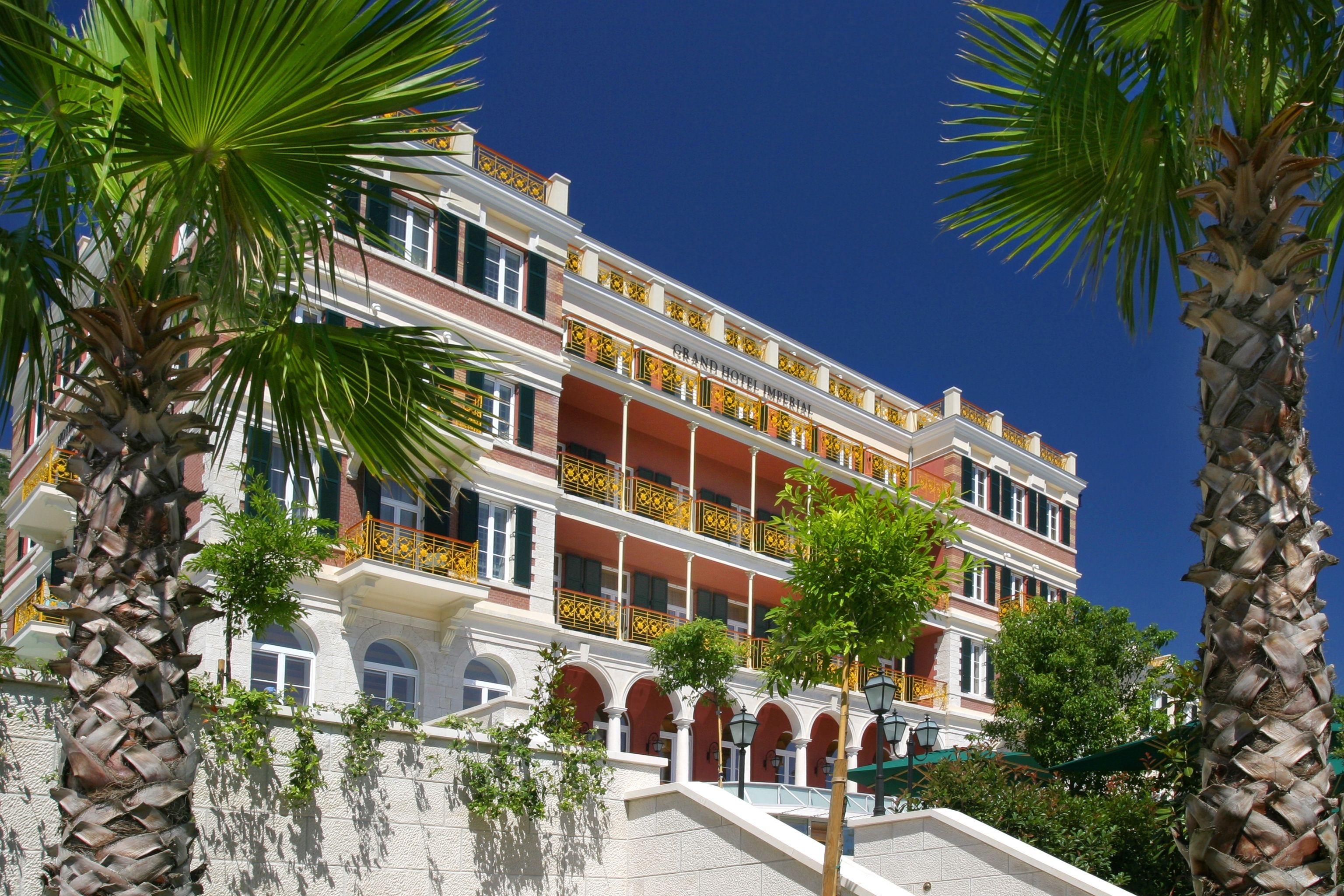 Dubrovnik, Hilton Imperial