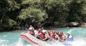 Rafting Eko Piva